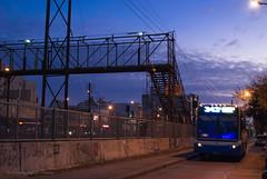 Ciudadella (guspaulino1) Tags: noche colectivo provinciadebuenosaires ciudadella trensarmiento