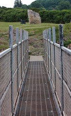 Battery Point Portishead June 2016 1 (Bristol Viewfinder) Tags: greyhound lighthouse dogs sailing portishead somerset hero mna avonmouth batterypoint portbury monnument merchantnavyassociation