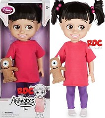 New Monster Inc. Boo Animator's Toddler Doll (DisneyBarbieCollector) Tags: toys doll dolls disney boo pixar monsters inc collectibles animator