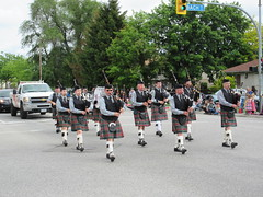Aye, the pipers! (jamica1) Tags: canada bc okanagan may columbia days parade marching british kelowna rutland bagpipes pipers