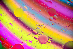 Worlds-Bubbles (Brian Legate) Tags: oil water macro closeup abstract color colors macrophotography macromonday macromondays bubbles