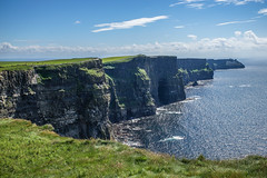 Cliffs of Moher (TimoOK) Tags: ireland sea water clare cliffsofmoher meri moher vesi irlanti