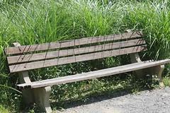 Catoctin Zoo ~ HBM! (karma (Karen)) Tags: plants shadows maryland benches zoos thurmont hbm frederickco catoctinzoo benchmonday
