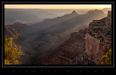 The Grand Canyon (Michael Besant) Tags: sunset arizona utah nationalpark desert thegrandcanyon