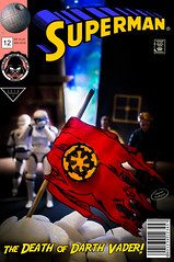 The Death of Darth Vader (Sabrina Franzoni) Tags: comics de toy toys photography death star comic order action luke first ao superman darth figure stormtrooper wars vader hq sh hasbro bandai skywalker obiwan kenobi figura cafa figuarts