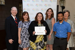 2016 Local Heroes - From Reading Partners: Bill Creim Rita Exposito Laura Zachar Barbara Mitchell Jeremy Minter Priscilla Gamb