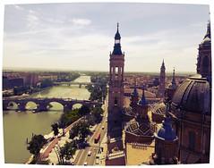Zaragoza.... (Valter49) Tags: espaa rio river spain fiume zaragoza spagna valter saragozza rioebro valter49