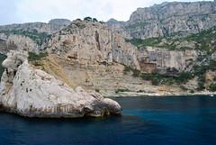 Marseille (makingacross) Tags: nikon marseille calanques water cliffs cote dazur parc national valleys massifdescalanques blue azure cotedazur