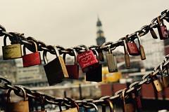 Hamburg (susana.dominguezc) Tags: amor hamburg promesa candados