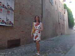 Cremona - Via Albertoni (Alessia Cross) Tags: tgirl transgender transvestite crossdresser travestito