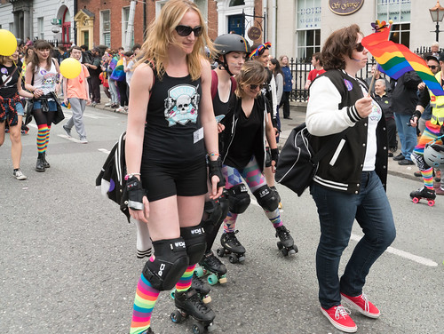 PRIDE PARADE AND FESTIVAL [DUBLIN 2016]-118186