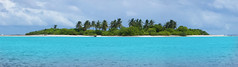 Panorama Addu Atoll (Stan de Haas Photography) Tags: ocean travel blue sea summer sky cloud sun house holiday building tree tourism beach nature water beauty landscape outdoors island hotel coast leaf spring sand paradise lagoon palm resort exotic journey tropical caribbean relaxation reef maldives idyllic vacations luxury bungalow destinations kuramathi standehaas