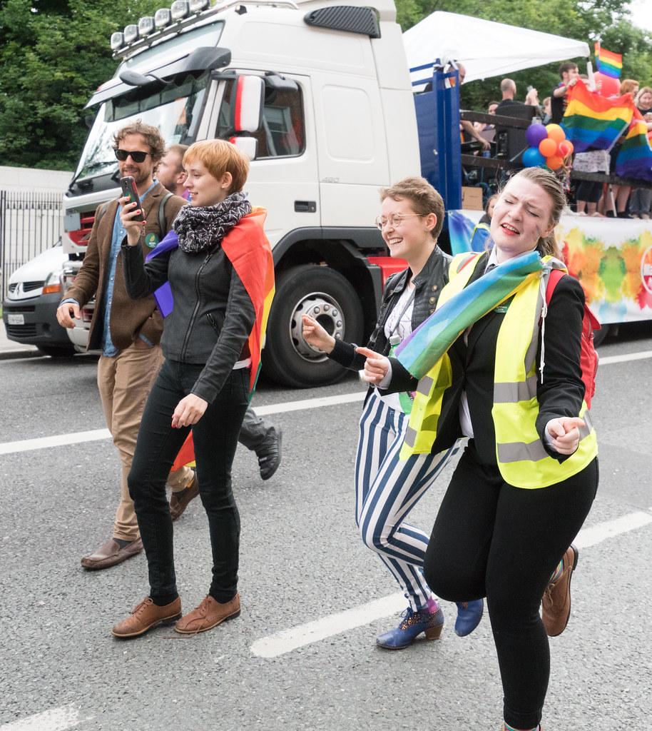 PRIDE PARADE AND FESTIVAL [DUBLIN 2016]-118124