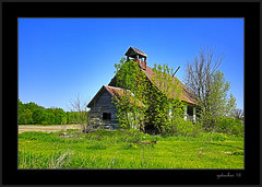 Bricker Rd School (the Gallopping Geezer 3.6 million + views....) Tags: school abandoned mi rural canon decay michigan roseburg country faded forgotten worn thumb weathered schoolhouse decayed geezer 24105 2016 oneroomschool 1room 5d3 brickerroad