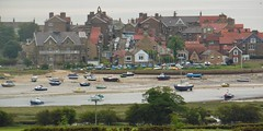 Alnmouth Harbour - Northumberland (Gilli8888) Tags: coast coastline harbour yachts seaside sea houses buildings architecture boats sand northumberland windows alnmouth