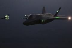 160621-M-CK339-125 (U.S. Department of Defense Current Photos) Tags: arizona unitedstates yuma aerialrefuel kc130jsuperhercules f35lightingii