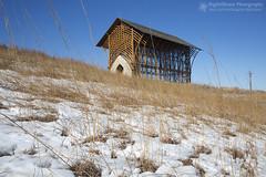 Holy Family Shrine (right2roam) Tags: holyfamily shrine gretna nebraska church catholic religion worship architecture winter plains prairie right2roam chapel