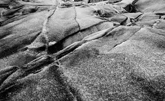 Junctures (Jake's Gallery) Tags: blackandwhite bw cold ice nature lines iceland hiking glacier cracks skaftafell vatnajkull svnafellsjkull