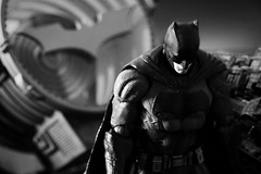 Batman001 () Tags: batman dccomics gotham olympus omd em5 bw blackandwhite blanconegro monocromo
