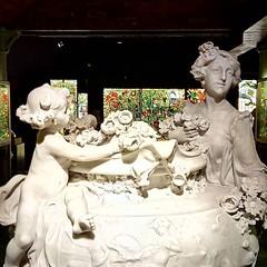 Museu del Modernisme (Fotero) Tags: barcelona arte modernism escultura museo modernismo modernisme jarron instagram ifttt