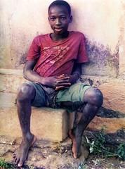 Enfant de Boribansifa (yrotori2) Tags: africa boy portrait face 35mm samba african afrika benin visage garon afrique ragazzo volto bnin natitingou atakora
