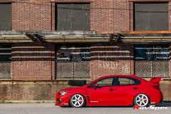 "RAYS VOLK Racing TE37SL White Subaru STI 18x10 +30 • <a style=""font-size:0.8em;"" href=""http://www.flickr.com/photos/64399356@N08/28117384176/"" target=""_blank"">View on Flickr</a>"