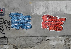 DSCN8061 (Cocomilie) Tags: graffiti riot anarchism nantes punchline