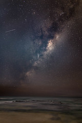 Upon a shooting star (StephEvaPhoto) Tags: 6d northernbeaches canoneos sigma24mmf14dgart fullframe newsouthwales milkyway canoneos6d turimettabeach australia sydney 24mm art dg nsw prime primelens sigma f14