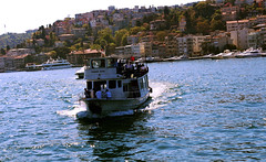Yasar Ozel (OnurAcar87) Tags: sea sky blue boat vacation nice colors life istanbul turkey canon 650d bosphorus trip 185mm people day city photo photography green nature topf25 topf50 topf75 topf100 topf111 topv1111