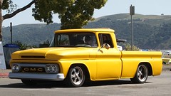 "1961-66 GMC Pickup (Custom) 'N11 958' (Jack Snell ""Snappy Jack"") Tags: show old school wallpaper classic car wall vintage paper high antique pickup historic oldtimer annual benicia custom veteran gmc 20th 958 n11 196166 jacksnell707 jacksnell"