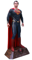 Man of Steel Life-Size Statue Superman 198 cm (Acero y Magia) Tags: man statue steel superman cm lifesize 198