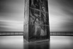 Millennium 2 (Manuel Facal) Tags: bw white black art photography coruña long exposure fine millennium manuel facal