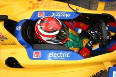 Carlos Munoz sitting in his car (indianapolismotorspeedway.com) Tags: camera speed canon mark length mode rating eos1d 241 5focal iiiexposure 250metering 1200fnumber 6310iso