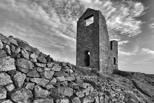 Wheal Edward Engine House, Botallack, Cornwall