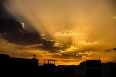 Breath (Melissa Maples) Tags: sunset black silhouette turkey gold evening nikon asia sundown dusk trkiye antalya nikkor vr afs  18200mm  f3556g  18200mmf3556g d5100
