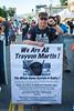 Trayvon Supporter.