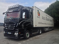 MB Actros 1855 MP3 LH V8 Transports Claude Janvier (41)