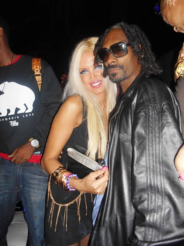 Snoop Dogg/Lion with Sandrine