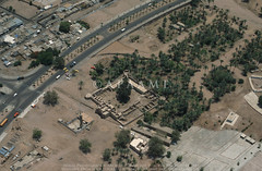 Aqaba 1 (APAAME) Tags: archaeology ancienthistory middleeast airphoto aerialphotography aerialarchaeology jadis1588001 megaj8415 qalataqaba pleiades:depicts=746700 قلعهالعقبه