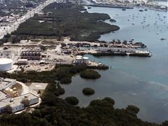 MM00038592x (Florida Keys--Public Libraries) Tags: floridakeys aerialphotograph marathonfl