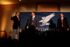 Rand Paul, Ted Cruz & Mike Lee (Gage Skidmore) Tags: ted mike jeff arlington paul liberty for virginia george university mason young cruz national lee convention americans rand frazee 2013