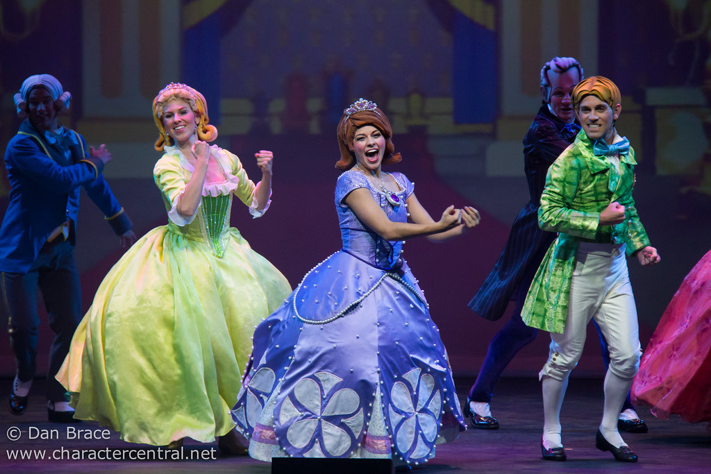 Sofia the First TV Show at Disney Character Central