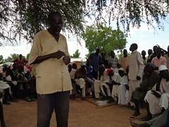 """My people need more FOOD"" (EU Humanitarian Aid and Civil Protection) Tags: food southsudan echo ocha europeancommission whd cashforwork whd2013"