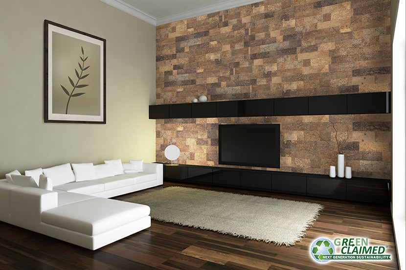Additional Product Info. Wall Panel   Meadow Cork Decor Tile   GreenClaimed    Cali Bamboo