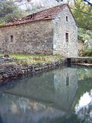 Napušteni mlin | Watermill
