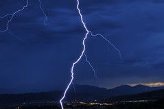 Lightning too close for comfort august 22 2013 (houstonryan) Tags: county kite storm electric composite franklin 22 fly utah lets ryan go houston august images monsoon bolt electricity bolts thunderstorm benjamin lightning electrical thunder 2013 houstonryan