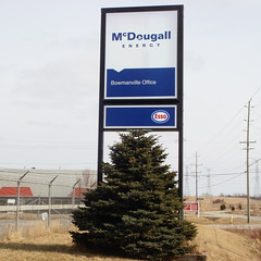 Pylon Sign | Signarama Meadowvale, ON | McDougall