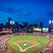 Blue Hour at Busch