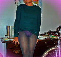 grey tights (Droozilla) Tags: tights pantyhose nylons menintights greytights