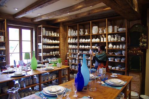 La maison de la porcelaine aixe sur vienne ventana blog - La maison de porcelaine ...